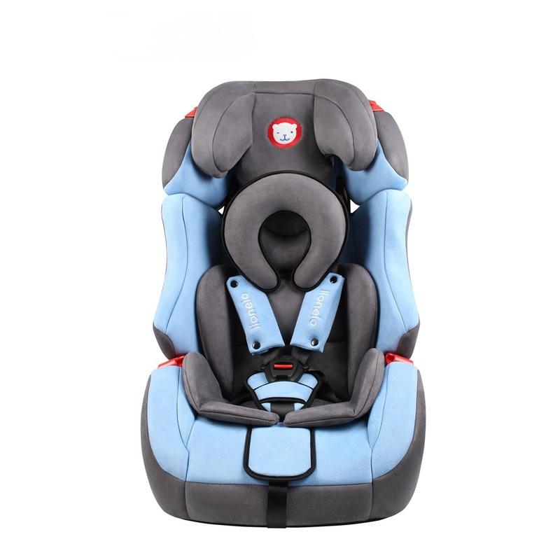 Scaun Auto Copii 9-36 Kg Sem Cu Isofix Blue
