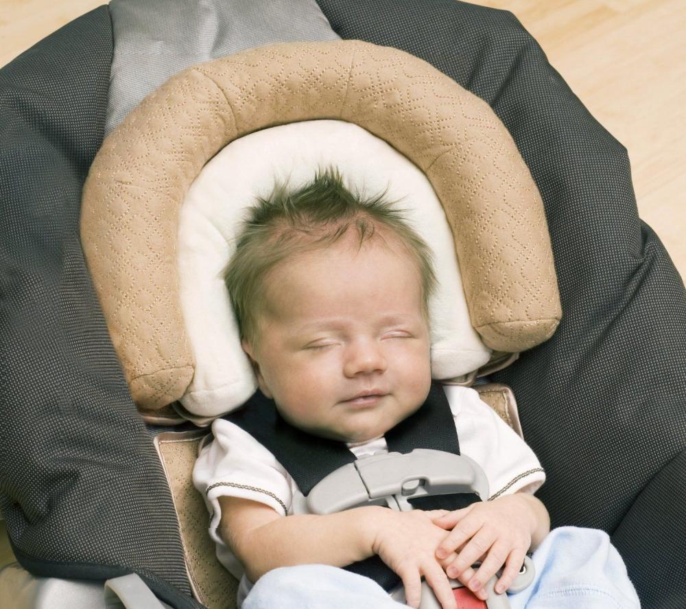 Suport cap bebelusi Head Support Khaki