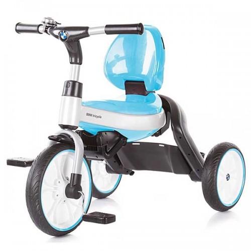Tricicleta pliabila Chipolino BMW blue