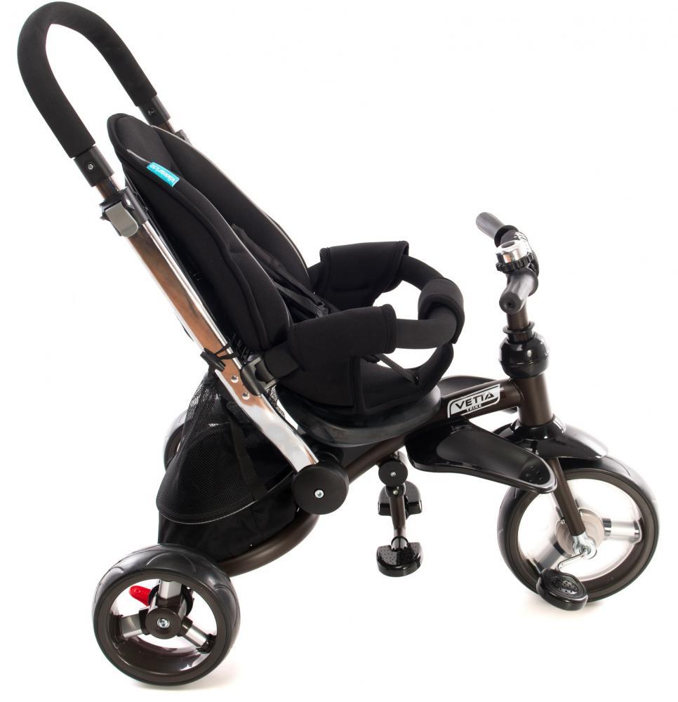 Tricicleta multifunctionala Vetta Grey
