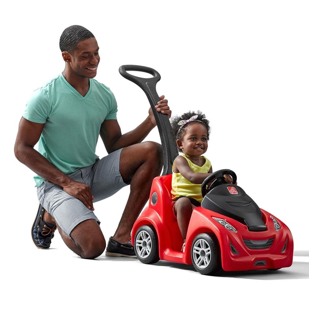 Vehicul Push Around Buggy GT rosu