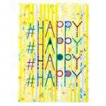 Agenda A5 embosata Happy