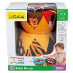 Bongo cu sunete pentru bebelusi