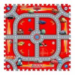 Covor puzzle din spuma Cars 9 piese