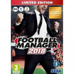 Joc Football Manager 2018 Limited Edition PC