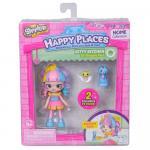 Happy Places S1 pachet cu papusa Rainbow Kate