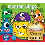 Joc educativ bingo monstruletii simpatici