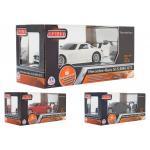 Masinuta Mecedes-Benz SLS AMG GT3 toate functiile, cu telecomanda si licenta, scara 1:24