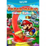 Joc Paper Mario Color Splash WII U