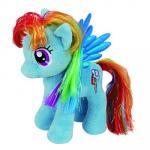 Plus licenta My Little Pony, Rainbow Dash 18 cm - Ty
