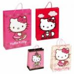 Punga hartie Hello Kitty 33X24,5X13 cm
