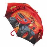 Umbrela manuala copii Blaze rosie