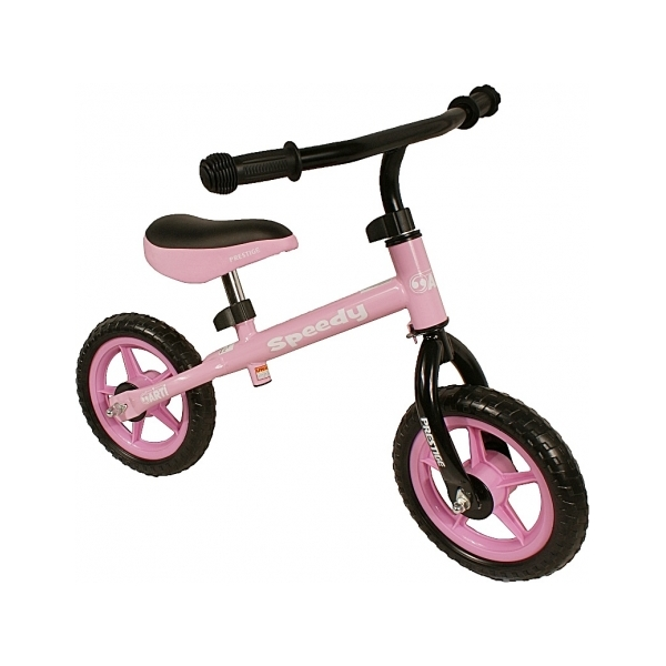 Bicicleta fara pedale Arti Speedy Free - Roz