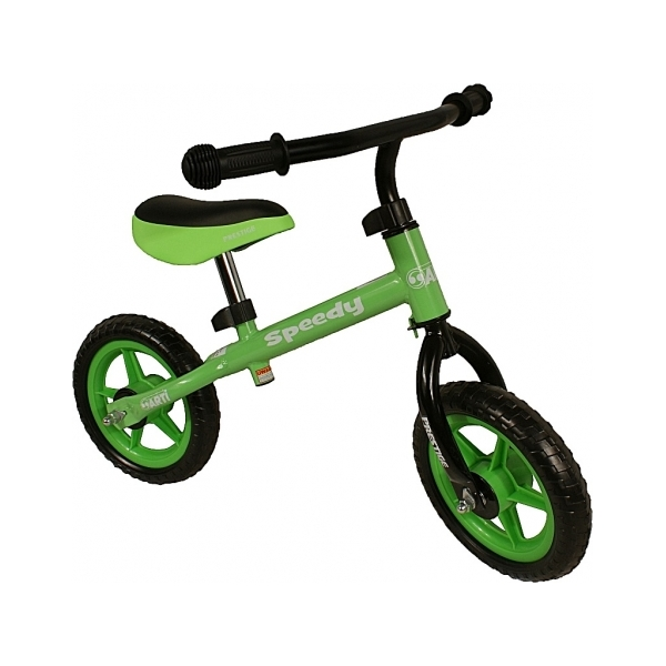 Bicicleta fara pedale Arti Speedy Free - Verde