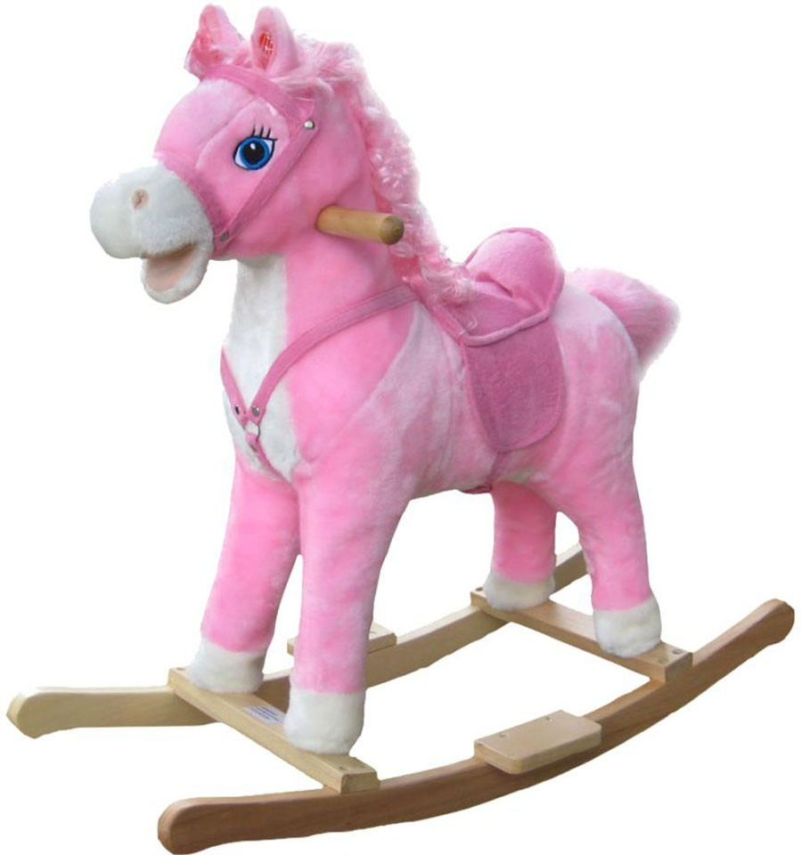Calut balansoar Pink Sabrina imagine