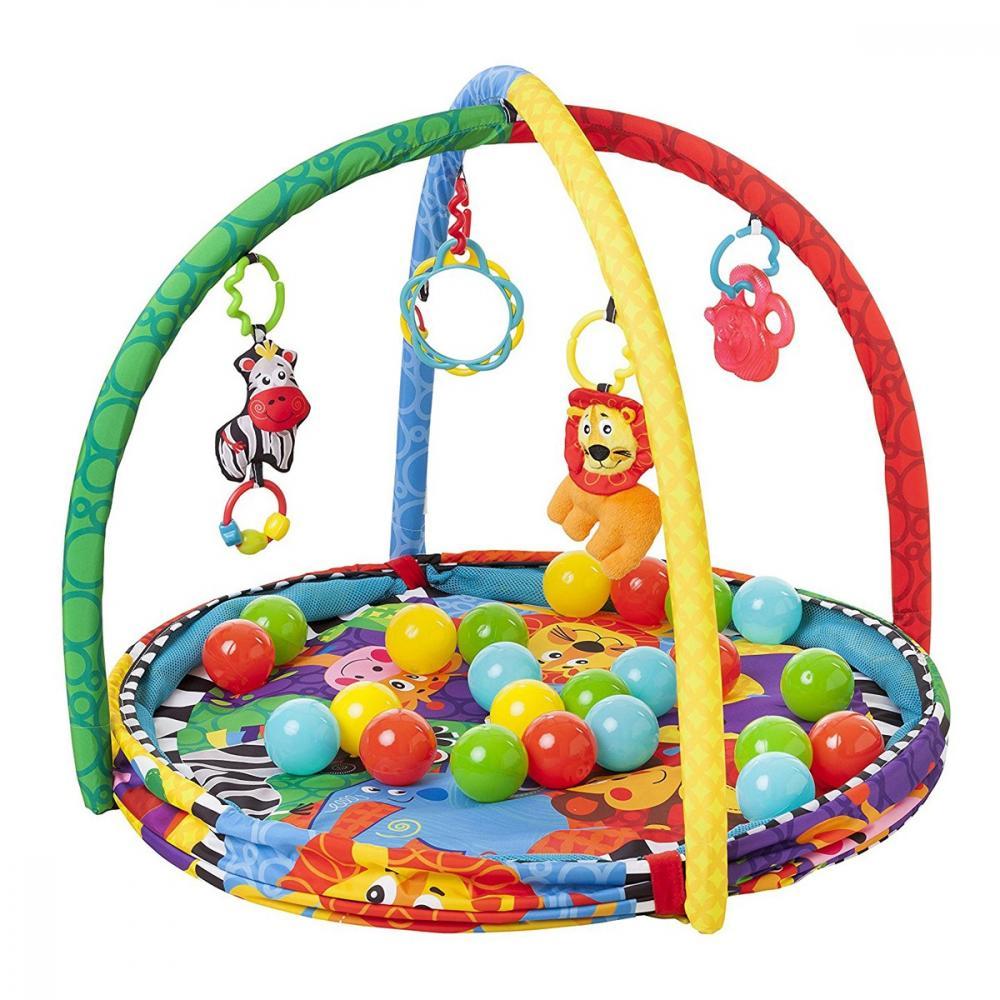 Centru de activitati piscina cu bile