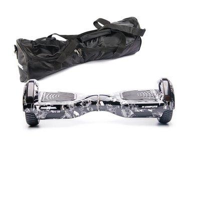 Hoverboard Freewheel F1 Complete - Graffiti skull + Husa Cadou