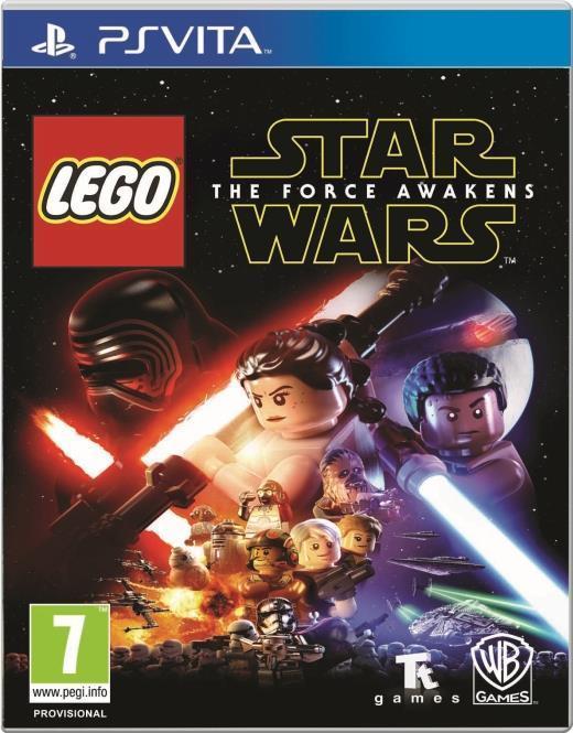 Joc Lego Star Wars The Force Awakens PSV