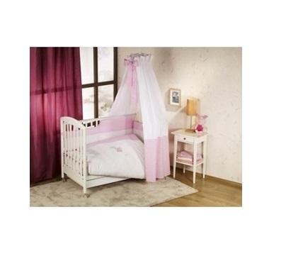Lenjerie de pat Nino 4BB Elefante Pink