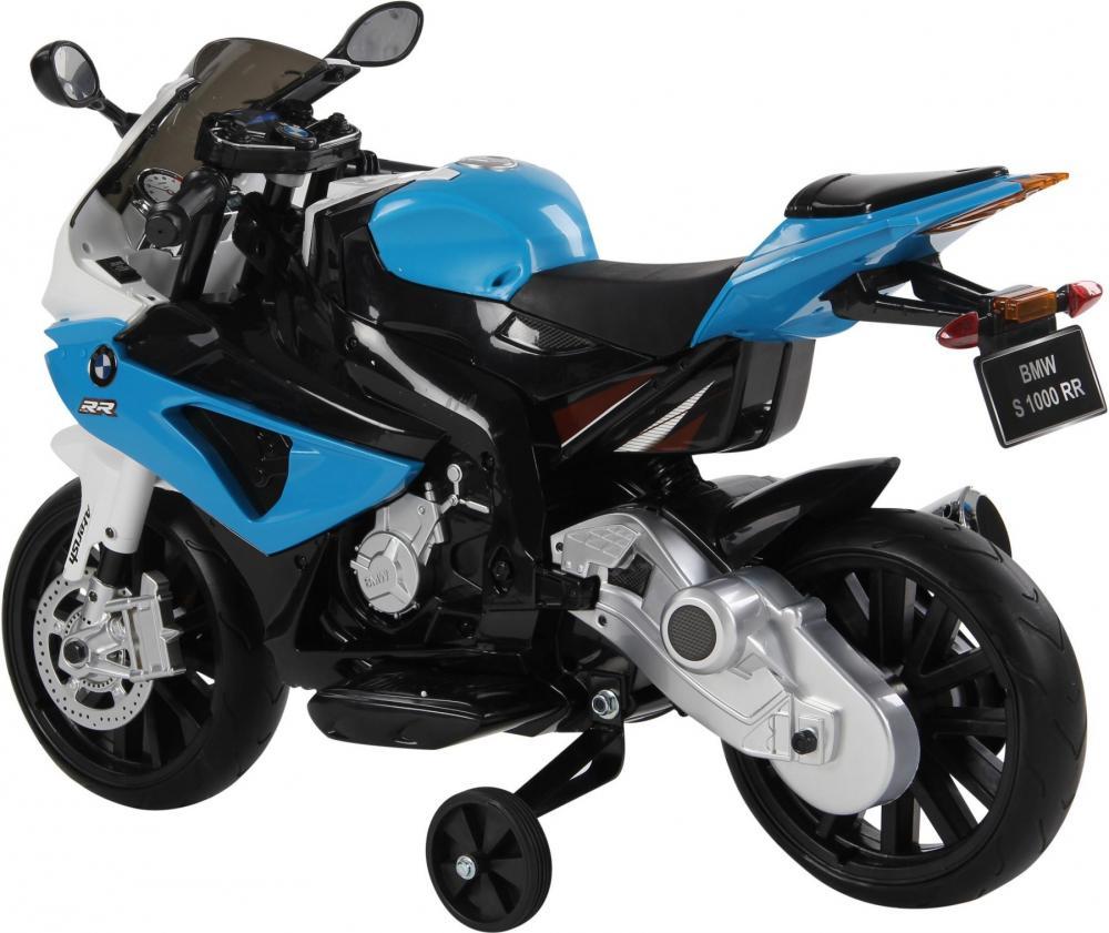 Motocicleta electrica BMW S1000RR 12V Albastra - 3