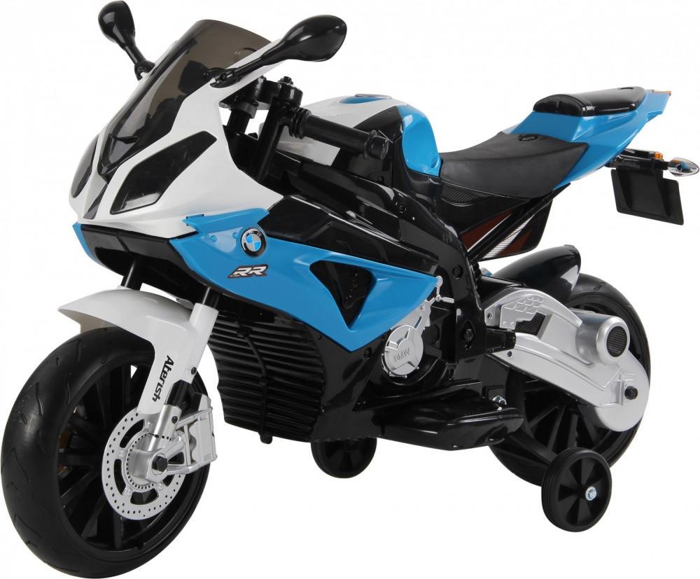 Motocicleta electrica BMW S1000RR 12V Albastra - 8