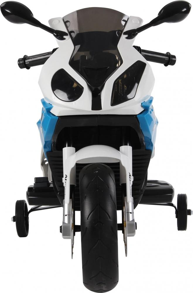 Motocicleta electrica BMW S1000RR 12V Albastra - 5