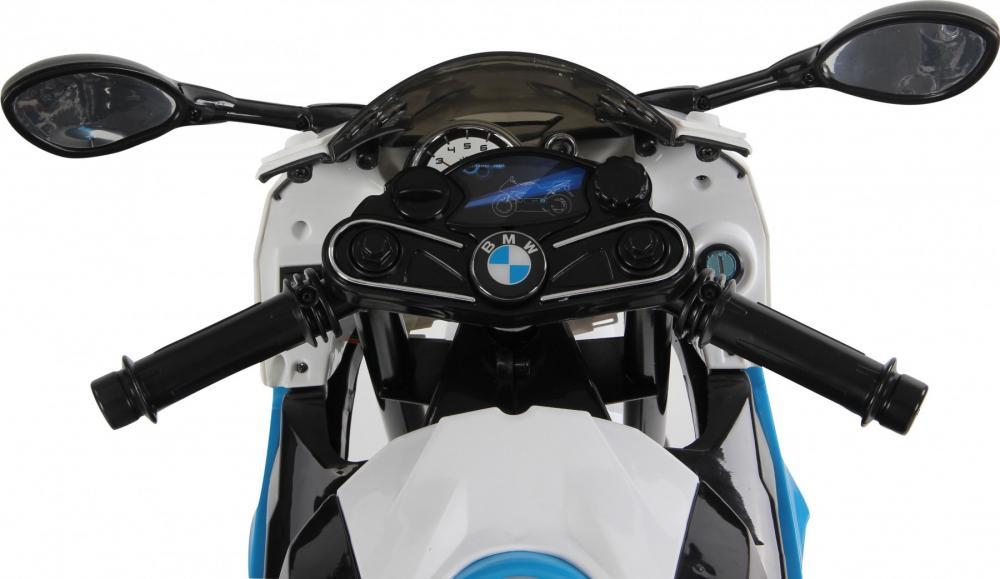 Motocicleta electrica BMW S1000RR 12V Albastra - 6