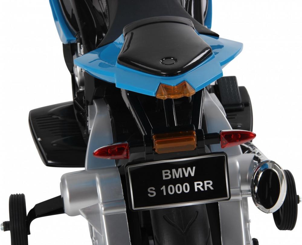 Motocicleta electrica BMW S1000RR 12V Albastra - 7