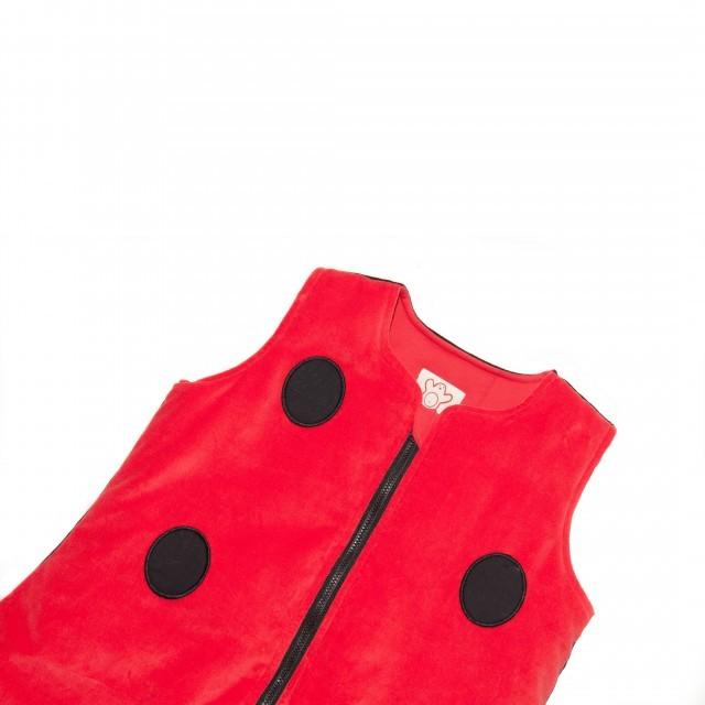 Sac de dormit cu picioare Penguin Bag model Gargarita 2.5 tog 1-3 ani (66-96 cm)