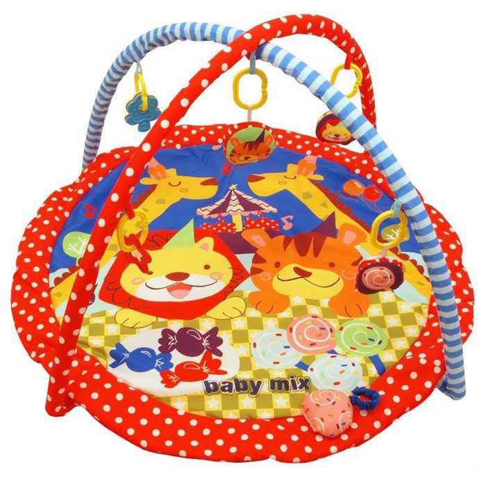 Saltea de joaca pentru copii Animals and Sweets imagine