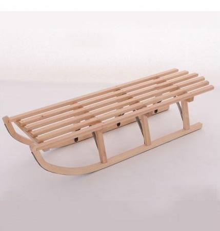 Saniuta mare din lemn