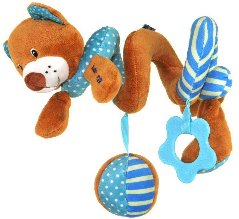 Spirala cu jucarii Blue Bear