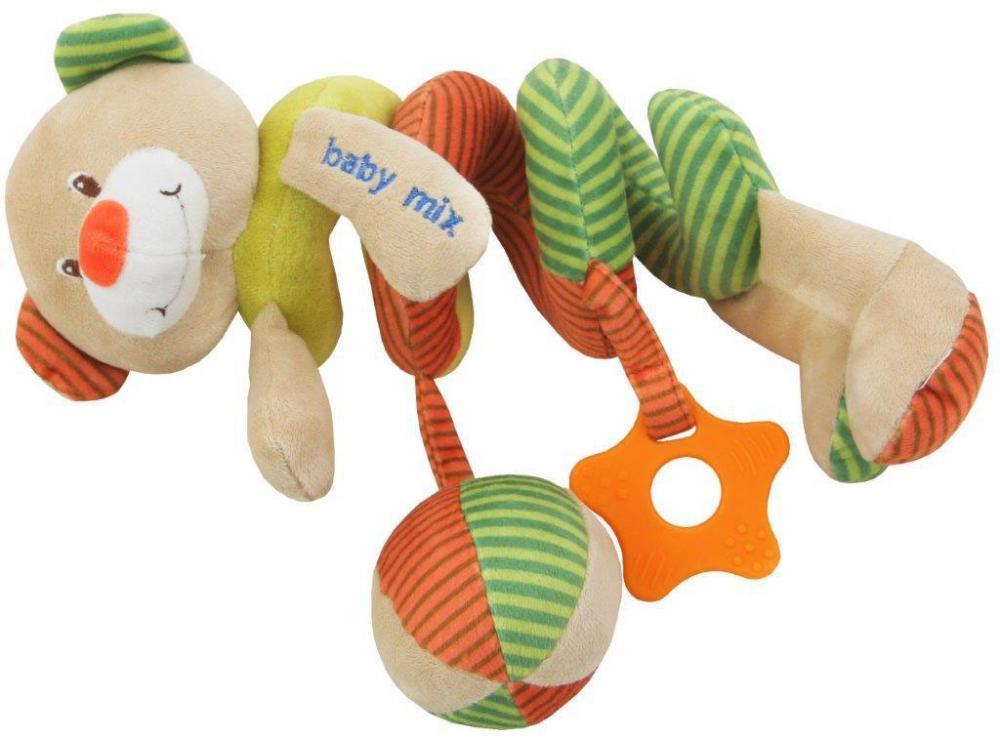 Spirala cu jucarii Green Bear
