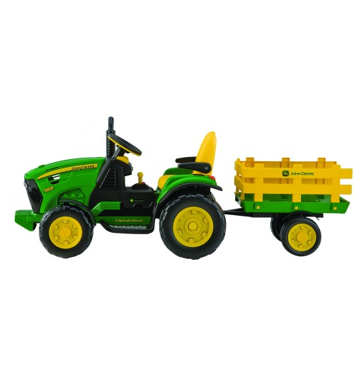 Tractor electric John Deere Ground Force - 1