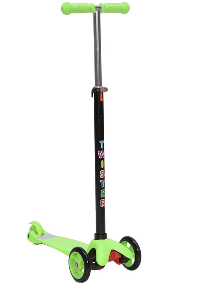 Trotineta Twister Green
