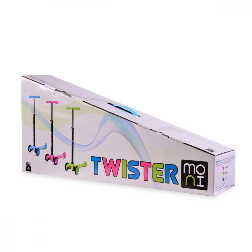 Trotineta Twister Pink
