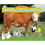 Baby Looney Tunes Cartea mea cu puzzle-uri, animale de la ferma