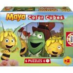 Color Cubes Maya