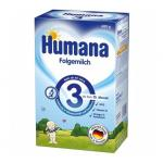 Lapte de continuare Humana 3 GOS 600 G 10 luni+