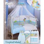 Lenjerie de pat Feretti Duetto Tropical Island
