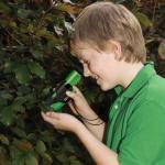 Microscop pentru aventura