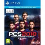 Joc Pro Evolution Soccer 2018 Legendary Edition PS4