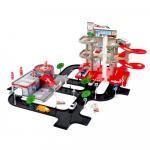Supergaraje Megacar combinate cu sistem stradal