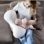 Perna multifunctionala 3 in 1 Mum&B Soft White