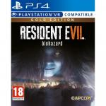 Joc Resident Evil Biohazard Gold PS4