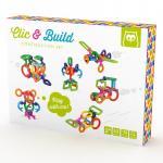 Set constructie Click and Build pentru cei mai mici