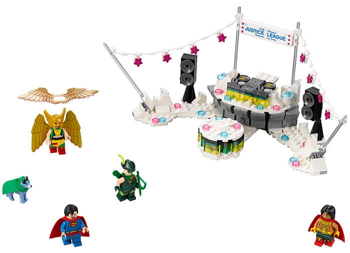 Aniversarea Justice League