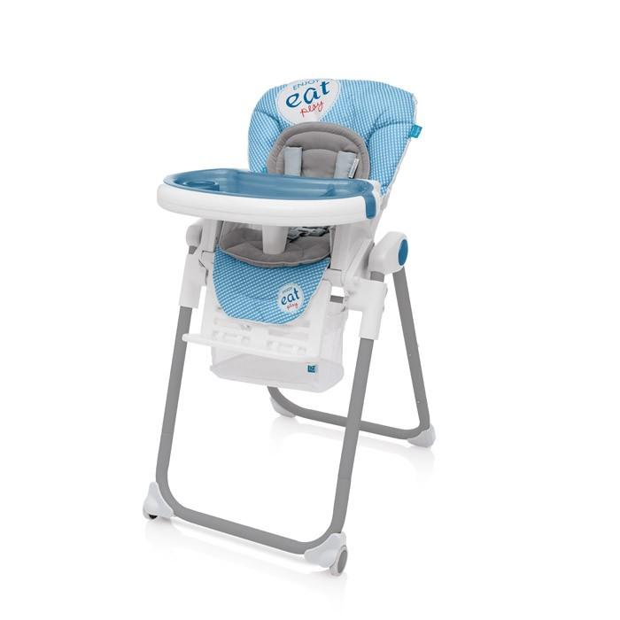 Scaun de masa Baby Design Lolly 03 Blue 2017