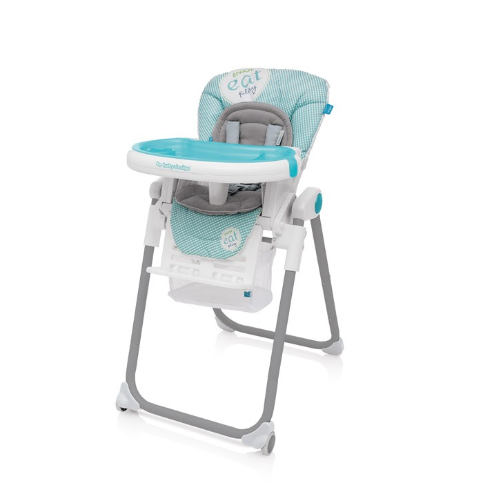 Scaun de masa Baby Design Lolly 05 Turquoise 2017