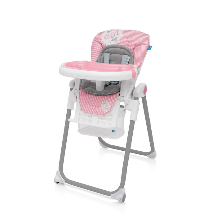 Scaun de masa Baby Design Lolly 08 Pink 2017
